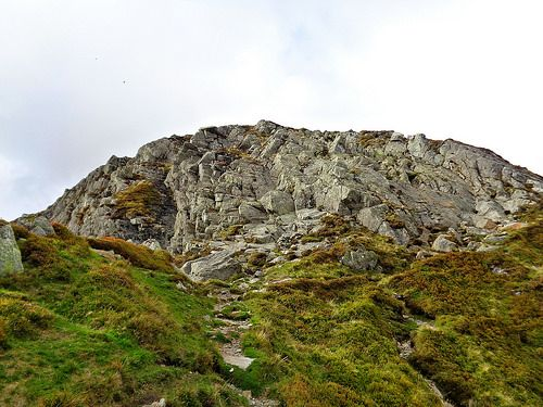 Looking back at the scrambling section