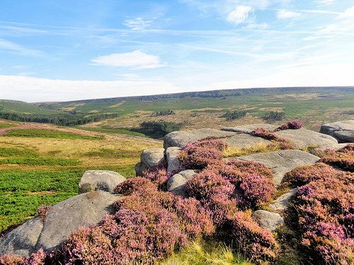 Burbage Edge from Carl Wark
