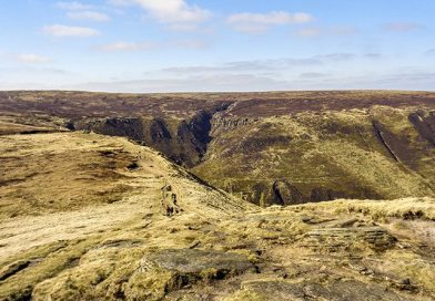 Grindsbrook and Crowden Clough