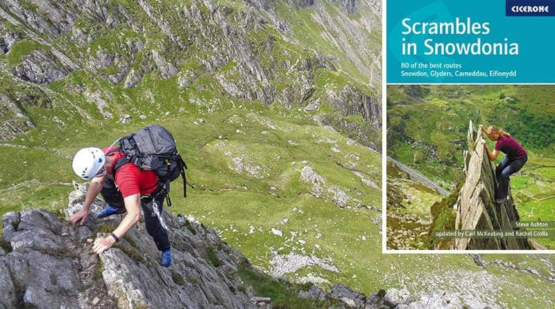Scrambles in Snowdonia – Interview with Carl McKeating and Rachel Crolla