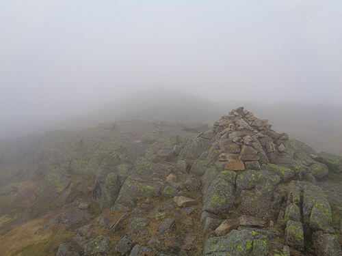 Somewhere on Crinkle Crags