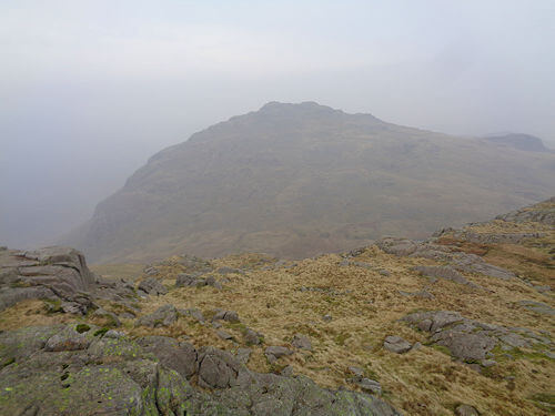 Pike of Blisco from Cold Pike